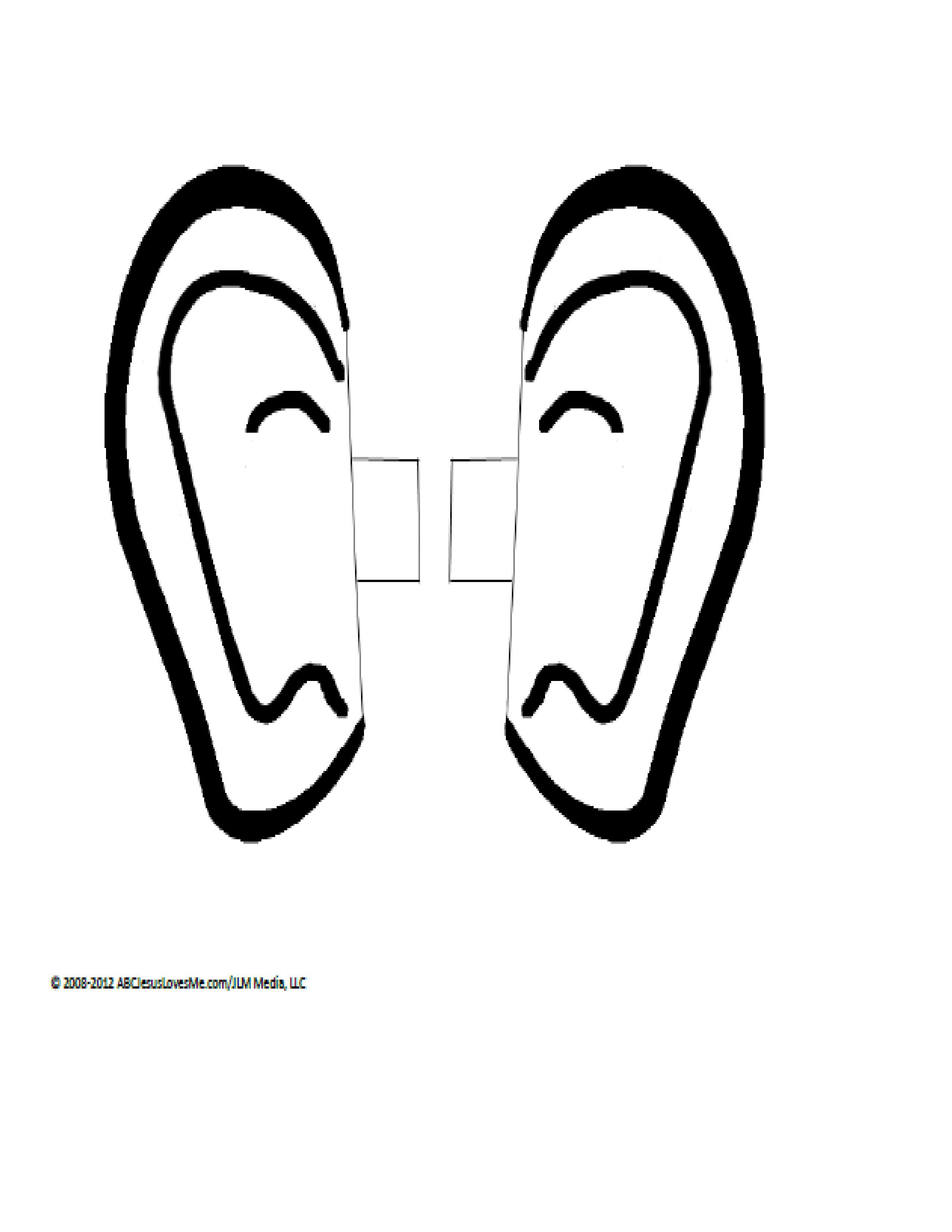 BEGINNER LEVEL 1: Lesson 18 Listening Ears Craft - 911 Life